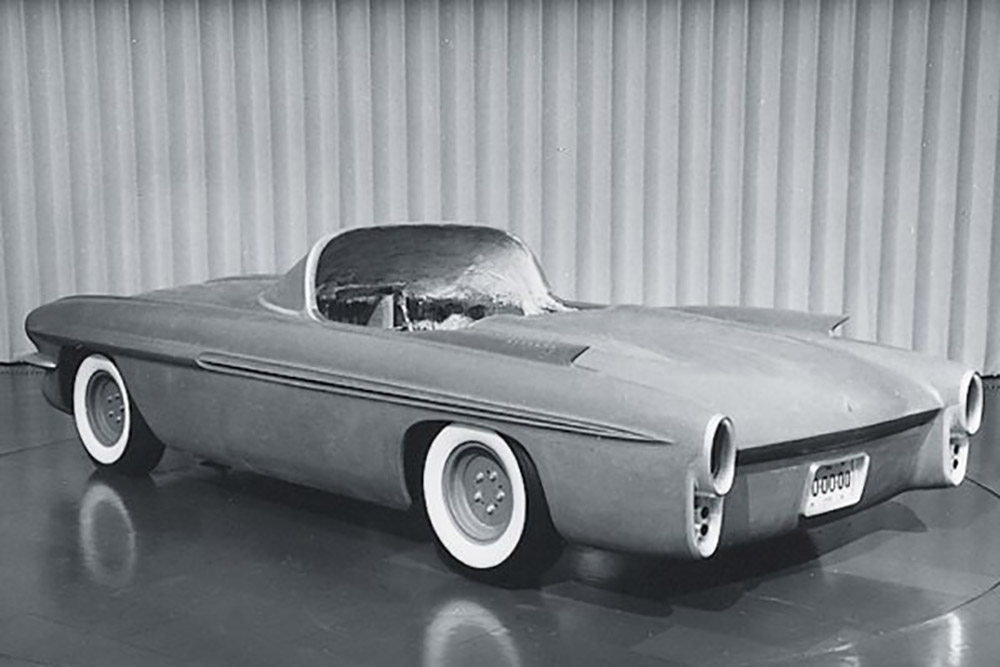 1957 Oldsmobile F-88 Concept Mark II