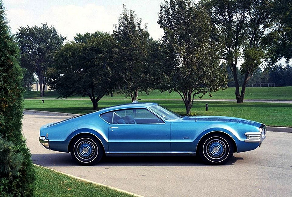 1968 Oldsmobile Toronado XP-866