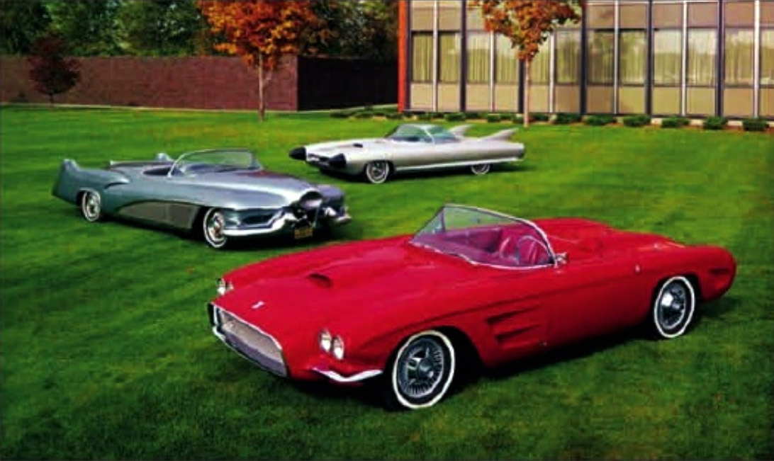 1959 Oldsmobile F-88 Concept Mark III