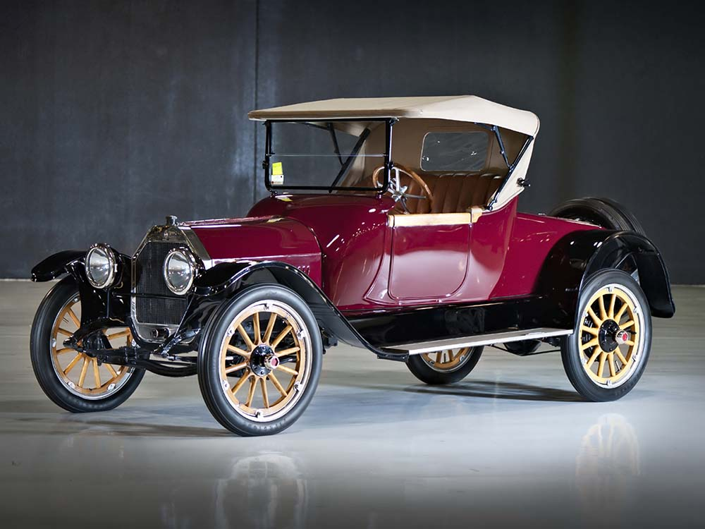 1916 Oldsmobile Model 44 Roadster