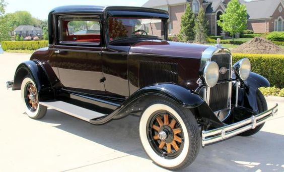 1930 Oldsmobile Business Coupe