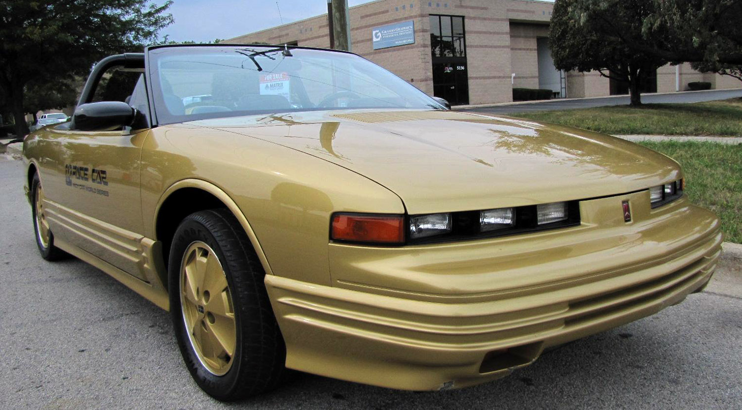 1988 olds ppg gold8