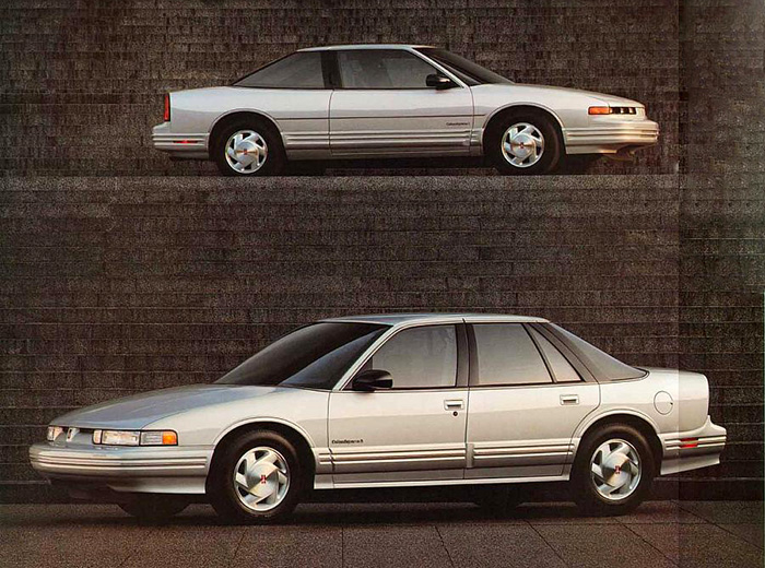 1993 Cutlass Supreme