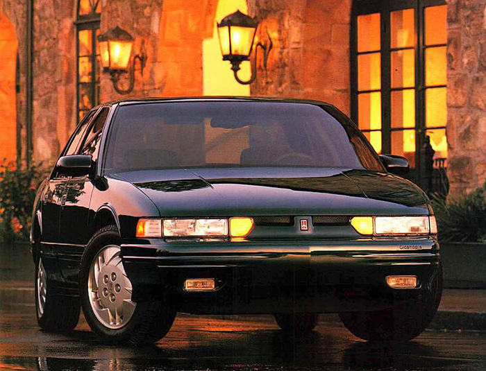 1995 Cutlass Supreme