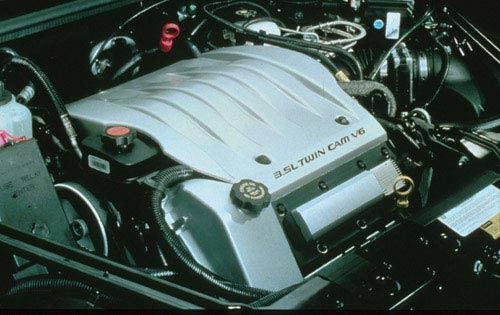 1999 Oldsmobile Intrigue 3.5L Engine