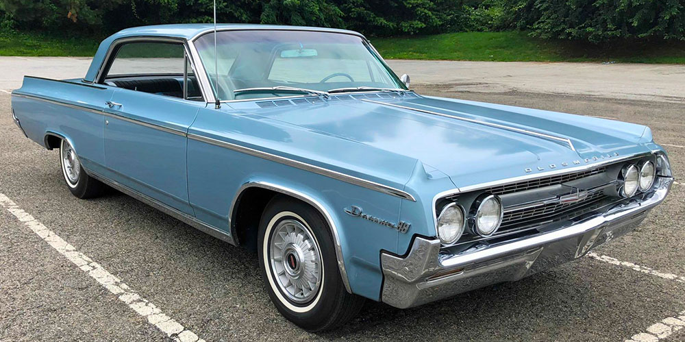 1964 dynamic 88 holiday sport coupe