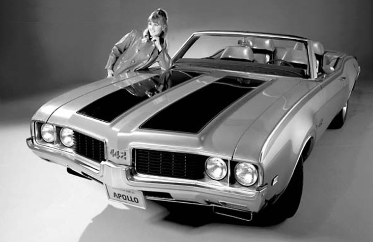 1969 Oldsmobile 442 Apollo