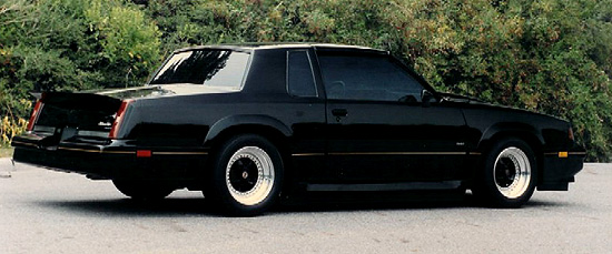 1985 Oldsmobile FE3-X Hurst Olds Cutlass
