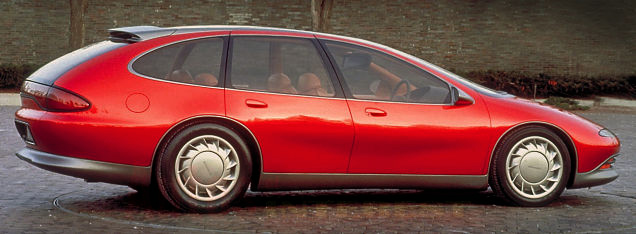 1990 Oldsmobile Expression