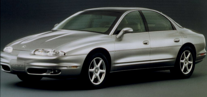 1995 Oldsmobile Aurora Show Car
