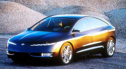 2000 Oldsmobile Profile