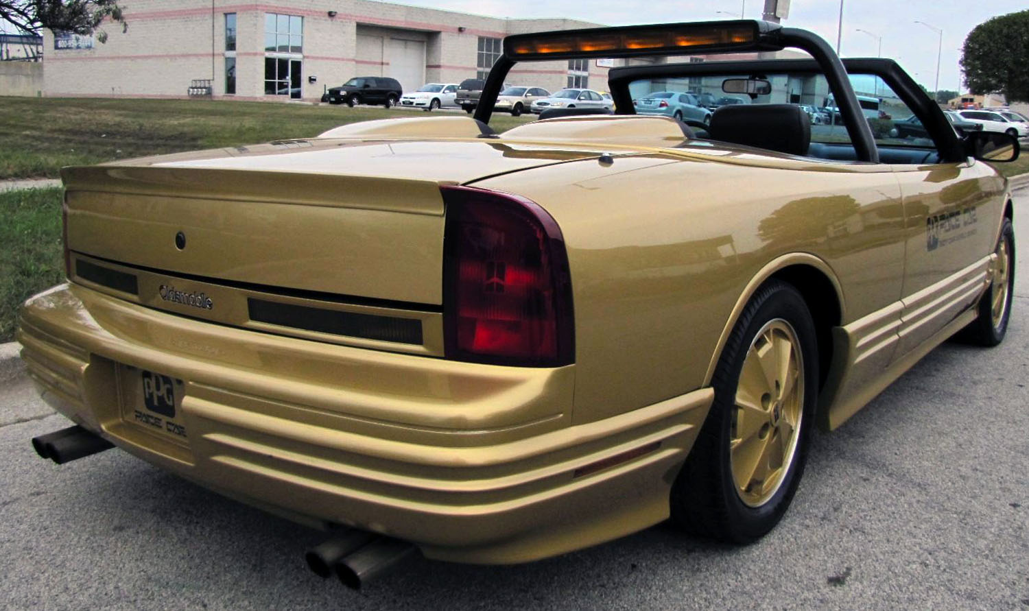 1988 olds ppg gold4