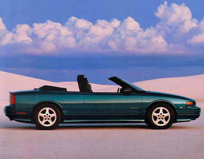 1993 Cutlass Convertible
