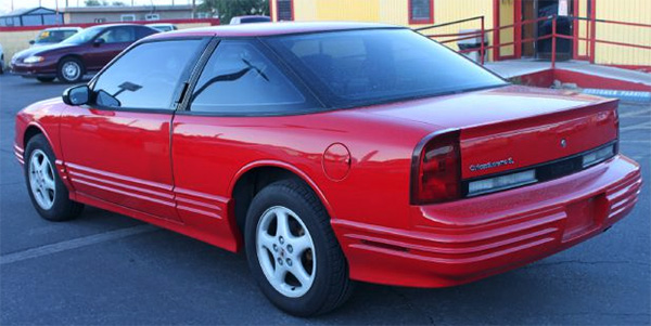 1997 Cutlass Supreme