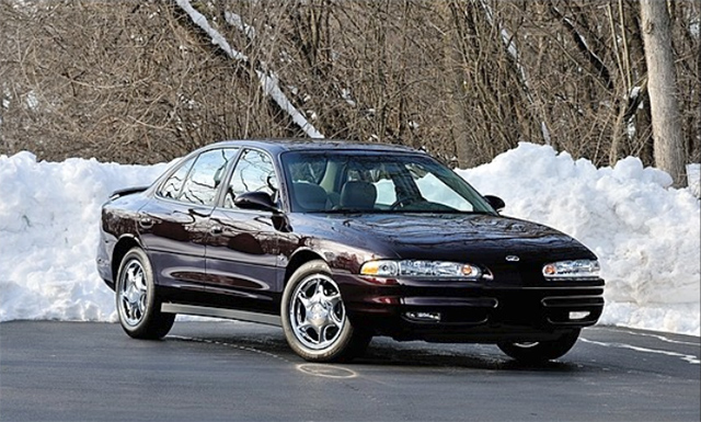 2002 Oldsmobile Intrigue Final 500