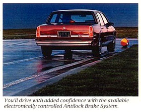 1986 Oldsmobile ABS